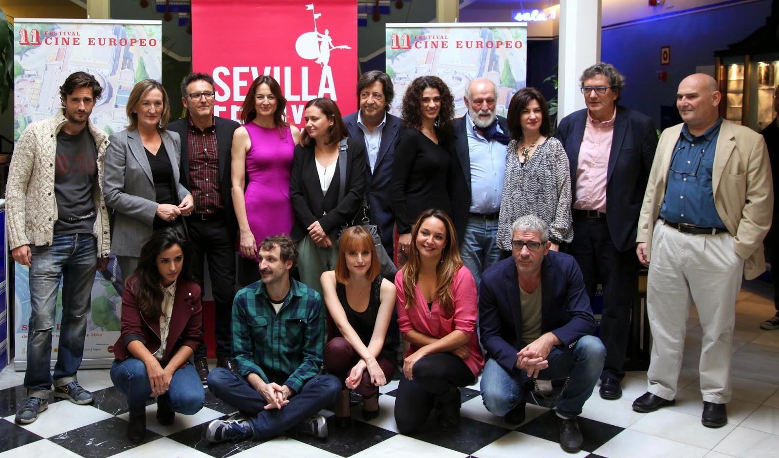 Presentación en Madrid del Festival de Cine Europeo de Sevilla
