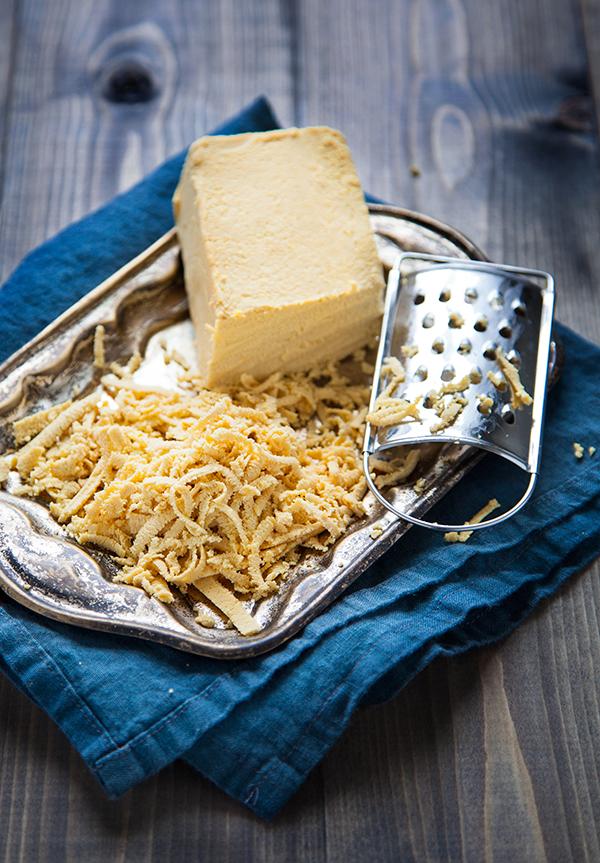 Croquettes de fromage vegan