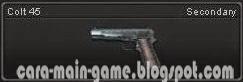 Senjata Point Blank Colt 45