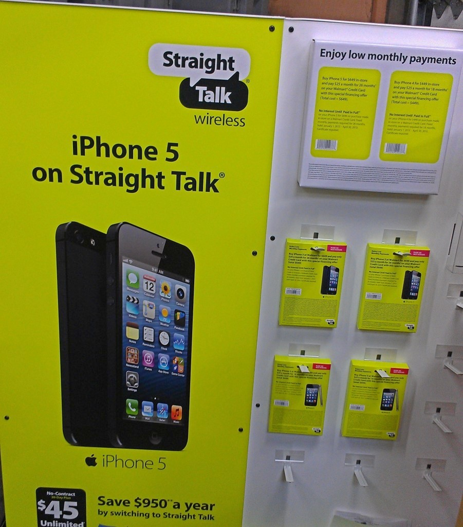 Straight Talk Iphone  Plus Gb
