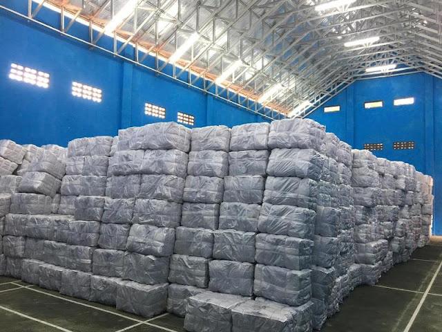 Denny Toruan Ungkap 2.480 Bal Kelambu Didistribusikan ke 25 Puskesmas di Merauke