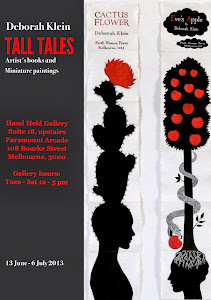 Exhibition archive: TALL TALES at Hand Held Gallery