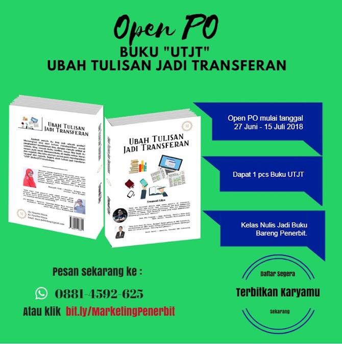 Review Buku Ubah Tulisan Jadi Transferan
