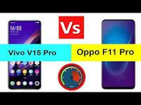 Spesifikasi Dan Harga VIVO V15 Pro VS OPPO F11 Pro Lebih Bagusan Mana