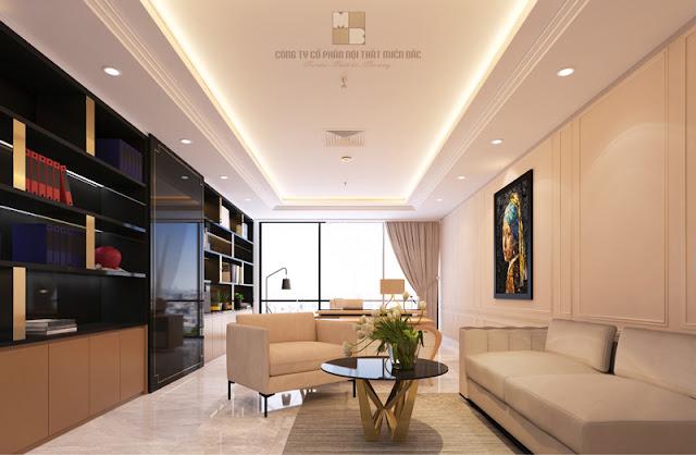 Chọn nội thất nhập khẩu cần có sự hài hòa, phù hợp với phong cách chủ đạo mà doanh nghiệp định hướng cho không gian văn phòng