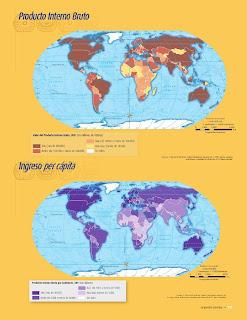 Apoyo Primaria Atlas de Geografía del Mundo 5to. Grado Capítulo 4 Lección 4 Producto Interno Bruto, Ingreso per Cápita