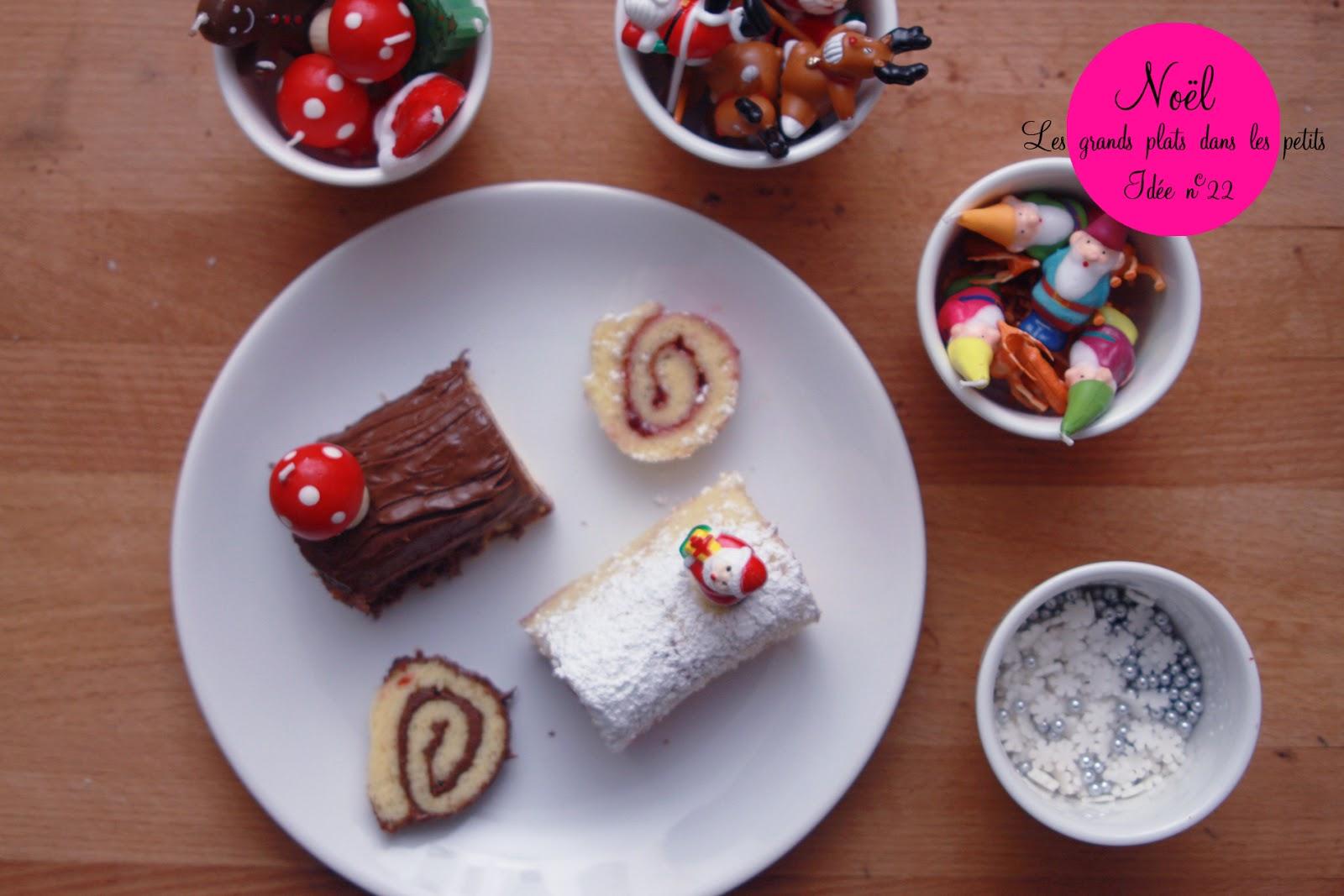 Recette mini dessert pour noel
