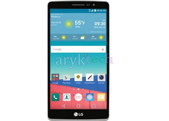 LG G Stylo MS631 Unbrick QFIL Firmware