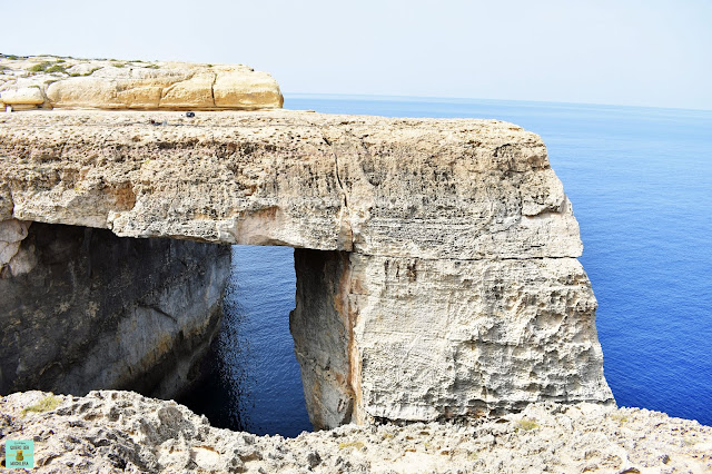 Wied Il-Mielah, isla de Gozo (Malta)