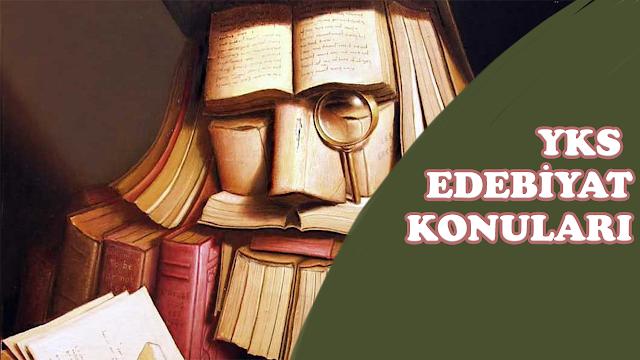 ayt edebiyat konuları