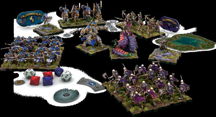 Warhammer Fantasy Battles Alternatives | Polyhedron Collider