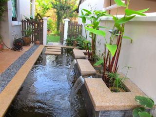 contoh pagar halaman rumah minimalis