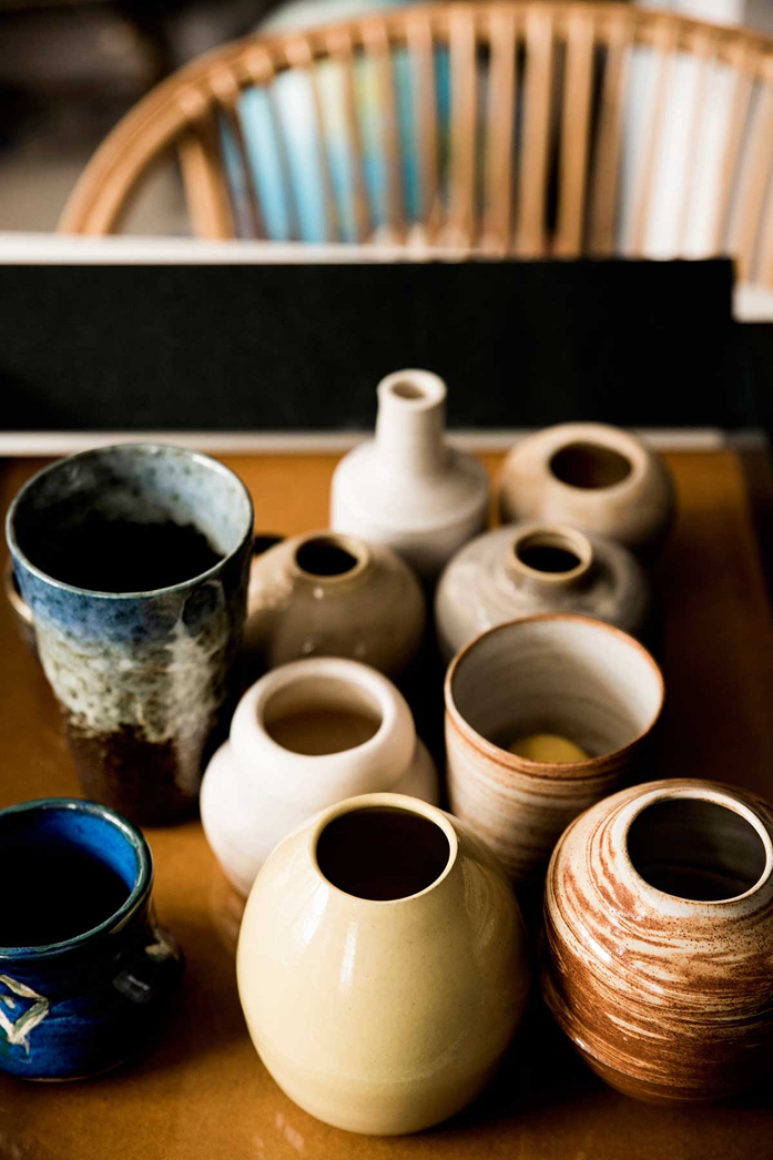 Beautiful ceramic collection