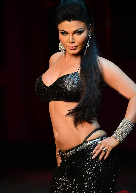 Rakhi Sawant Hot Look Photo