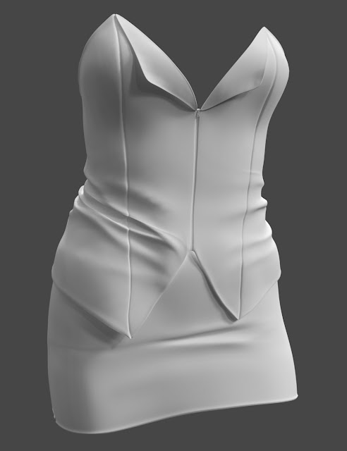 Lex Outfit for Genesis 3 Female
