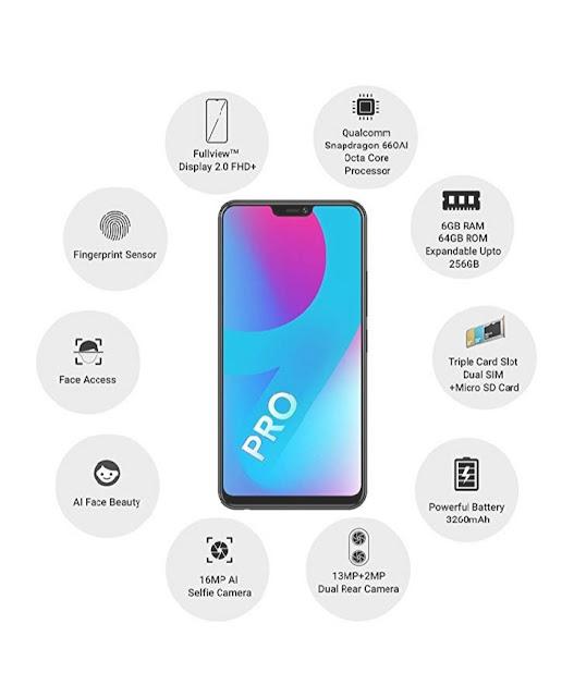 Review of vivo V9 Pro
