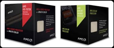 Duo Processor AMD Untuk Desktop Terbaru