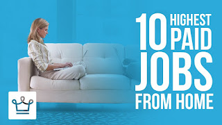 Jobs You Can Do from Home in 2019