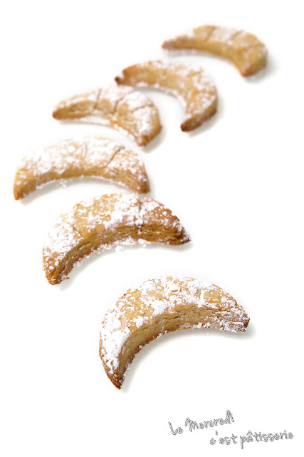 Croissants de lune façon Bahlsen