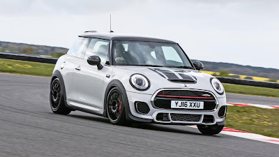 hardcore JCW Challenge driven: Mini John Cooper Works review