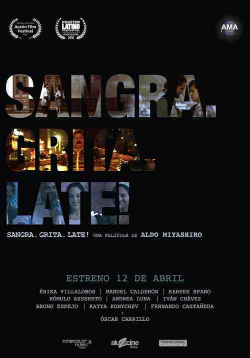 Sangra. Grita. Late! (2018)