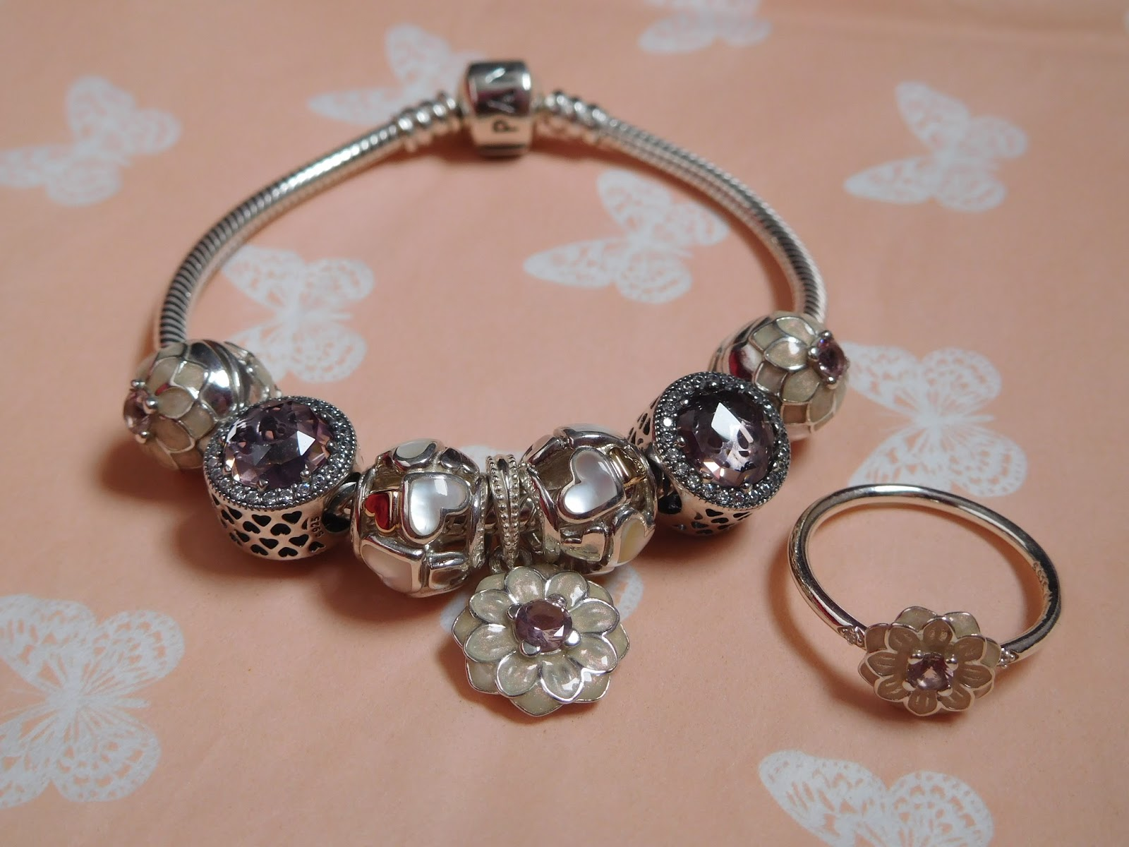 gift pandora a tag charm set in archives alice parks of charms new review bangle park bangles disney teacup fantasyland