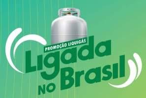 Cadastrar Promoção Liquigás Ligada no Brasil Copa do Mundo 2018