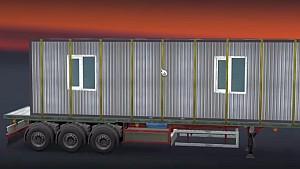 Flatbed Trailers Pack by furkan61