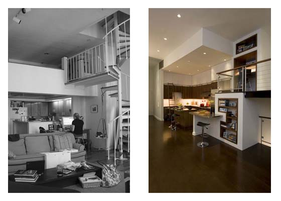 Ristrutturazione di un loft a Greenwich Village  Arredamento facile