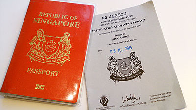 Convert Indonesia to Singapore Citizenship Renouncing | A Cup of Milk
