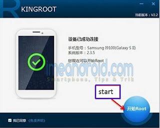 Cara mudah root Hp via PC menggunkan King root [Dalam Hitungan detik ]