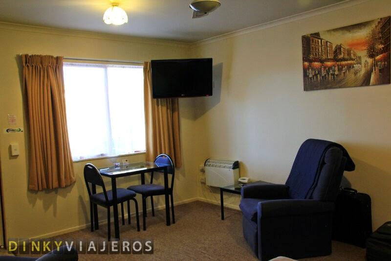 Hotel BK's Rotorua Motor Lodge. Habitación