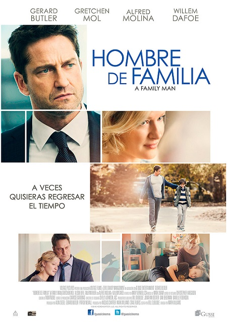 A Family Man (Hombre de Familia) (2017) 720p y 1080p WEBRip mkv Dual Audio AC3 5.1 ch