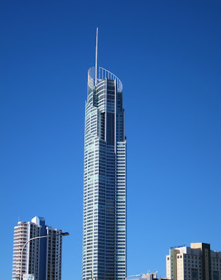 Q1 Tower in Goldcoast