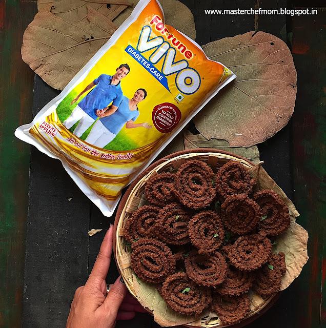 Ragi Chakli Recipe