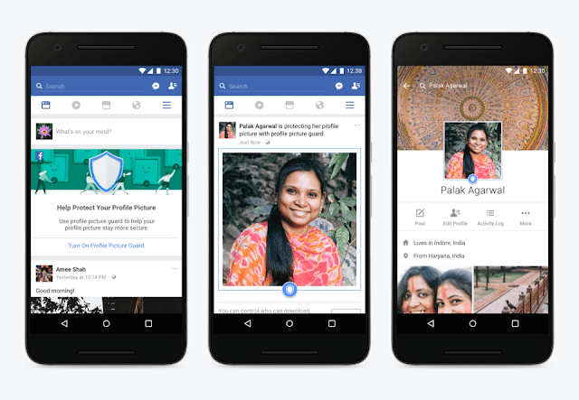 Facebook Makes A Move To Stop Profile Picture Theft With A New Feature