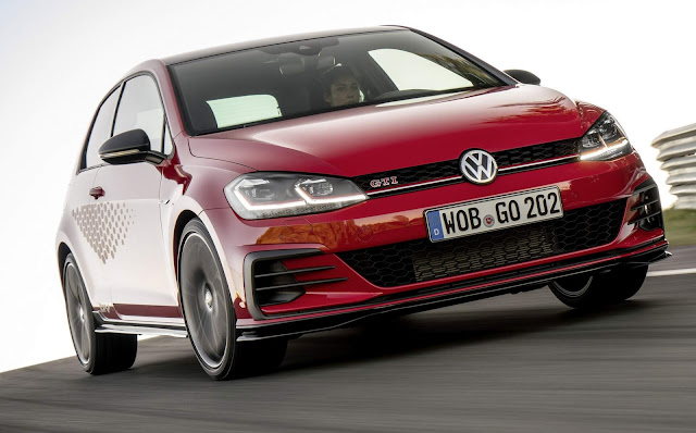 Novo VW Golf GTI 2019 TCR