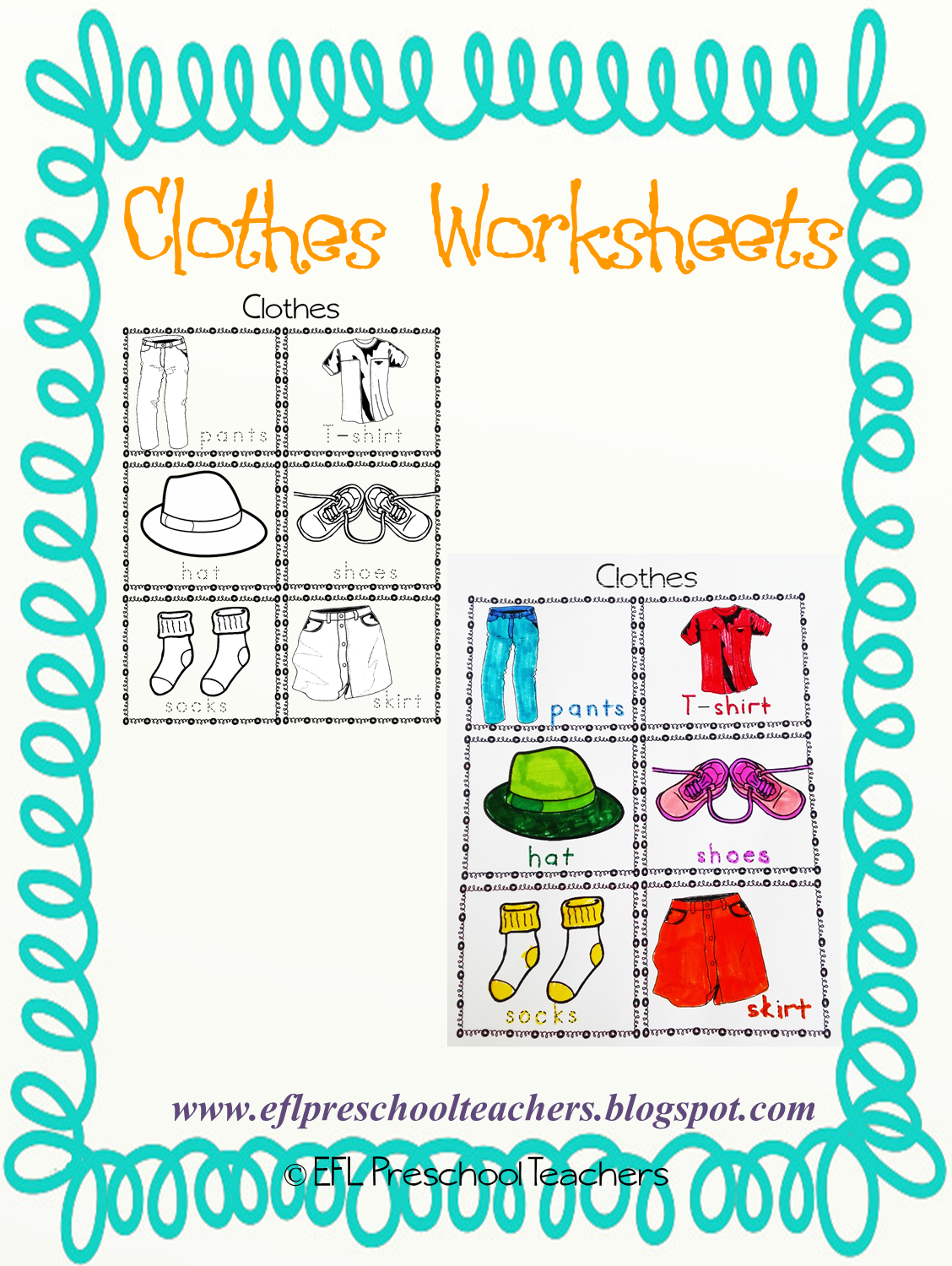 Choose More Or Less Worksheet