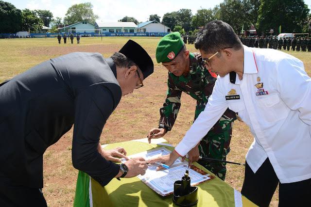 TMMD di Jeneponto, Pemkab Jeneponto Apresiasi Sinergitas TNI Polri dan Rakyat