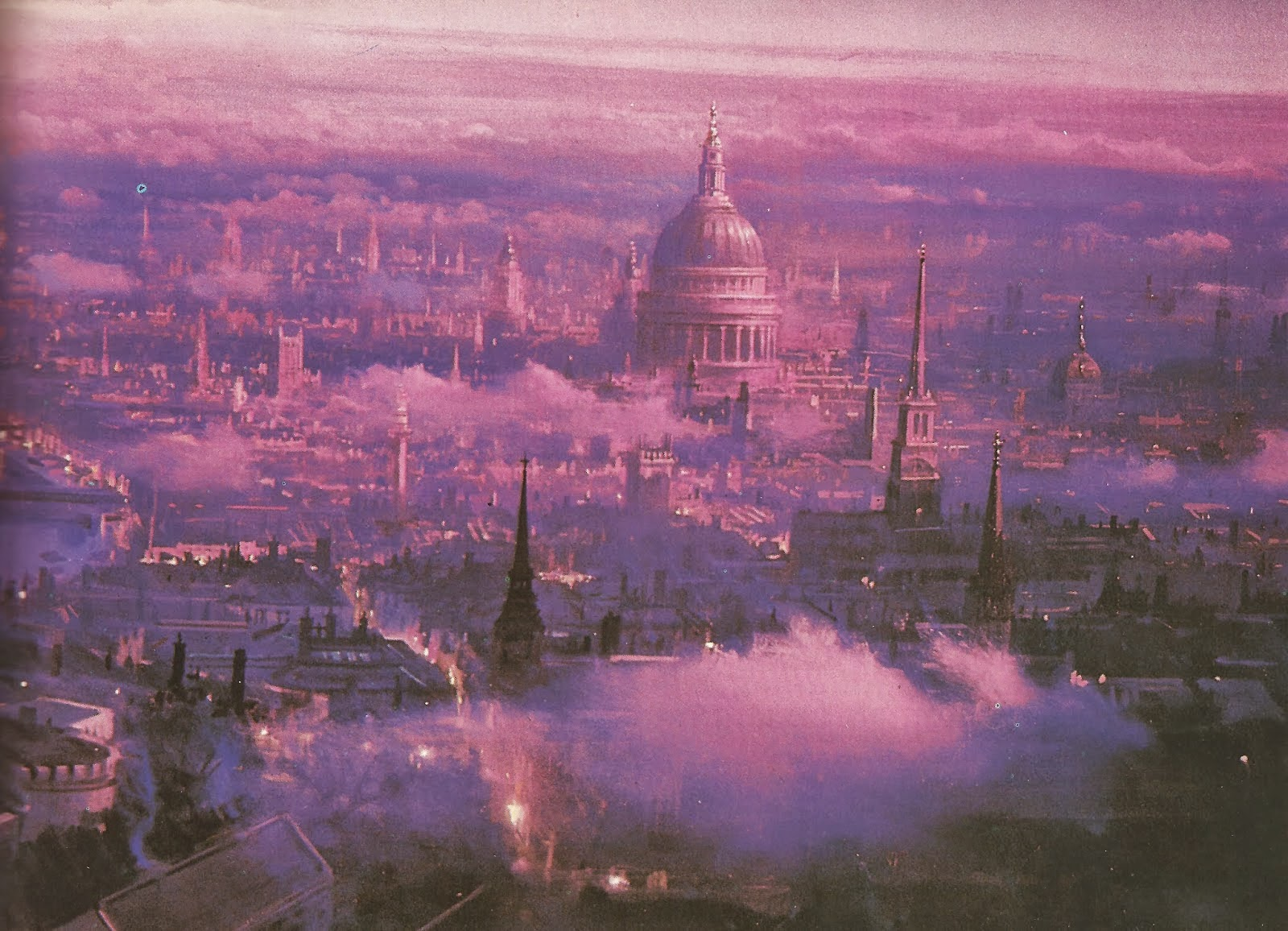 How To Create A Matte Painting