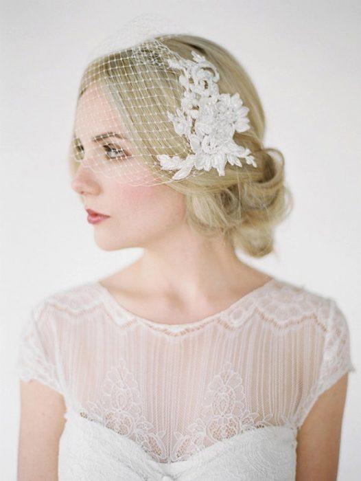 peinados de novia de la realeza