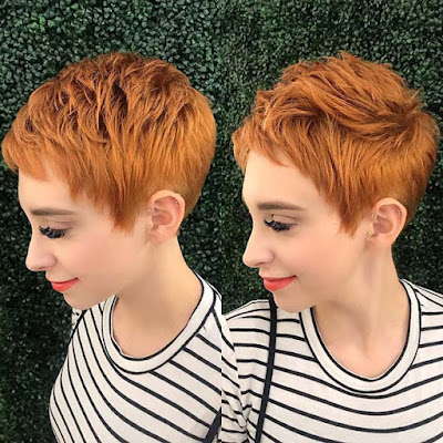 re trying to find pictures of classy short hairstyles for fine hair ✘ 21+ Cute Short Hairstyles with Balayage for Women with Fine Hair