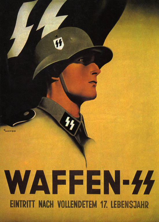 propagande allemande Stabswache_de_euros