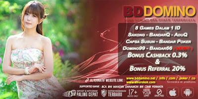 Tips Menang Judi Bandar66 Online BDdomino.info