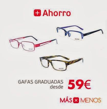 473cf13d23 Disfruta de una mirada sana y atractiva con nuestra colección de Gafas  Graduadas desde 59 €. Podrás escoger entre una selección de monturas del  diseño más ...