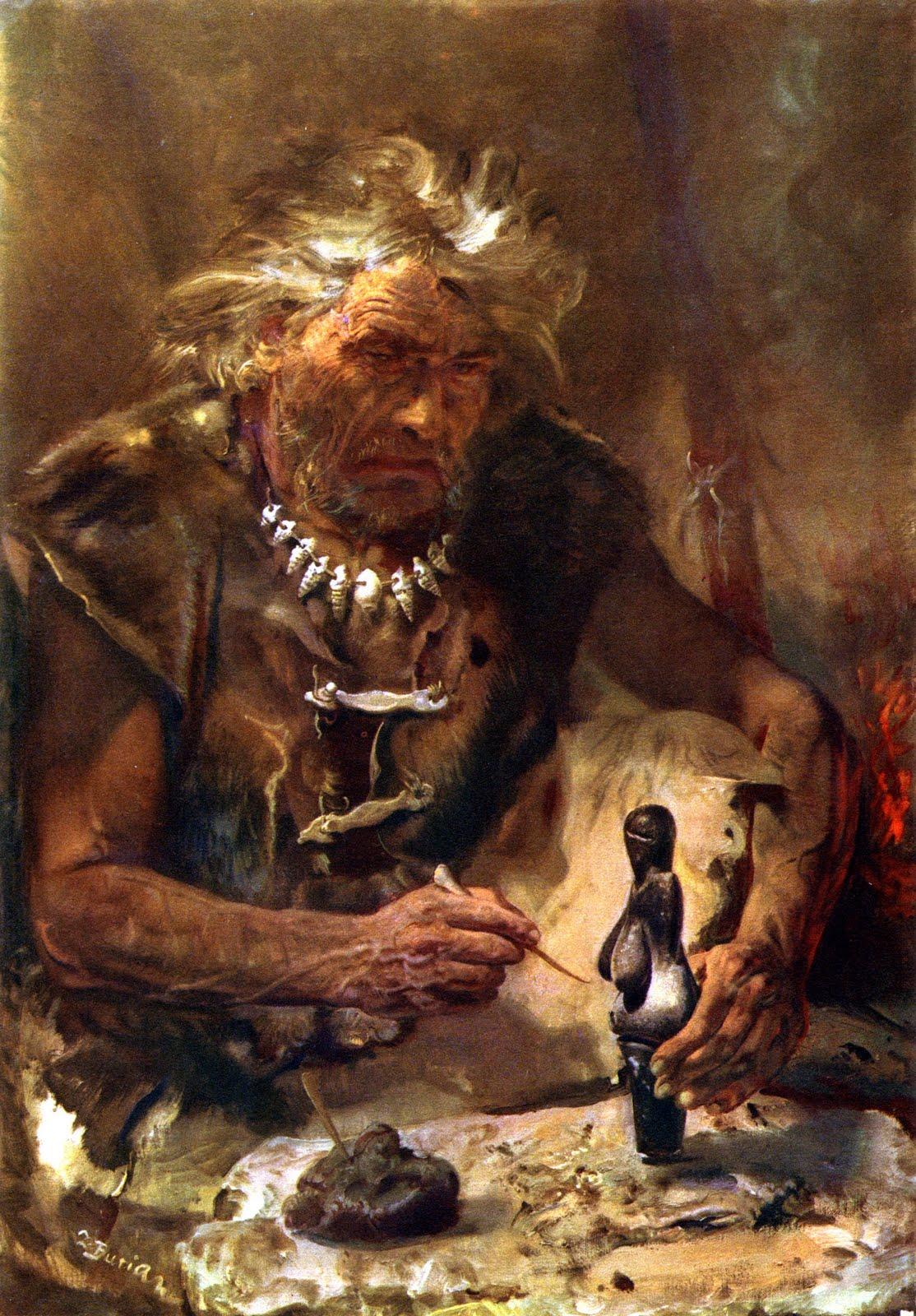 Neat Stuff Blog: Prehistoric Man