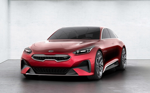 Kia Proceed Concept advancing the future of the brand with a prototype created in Europe