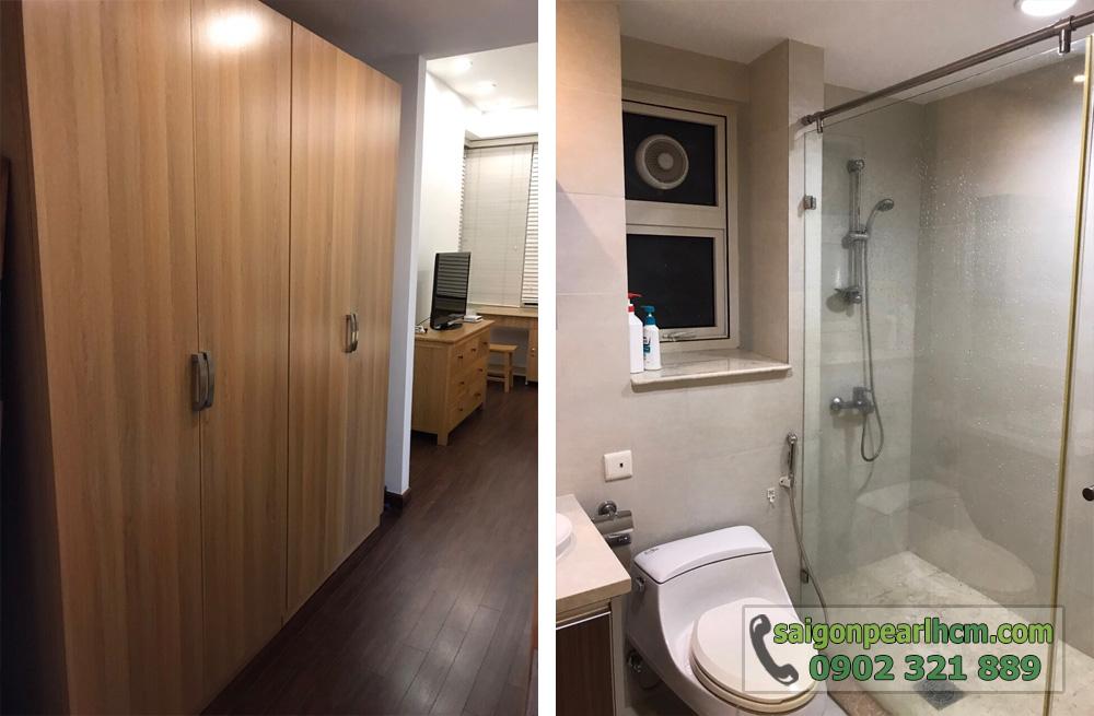 thuê căn hộ 90m2 tại Saigon Pearl 2 phòng ngủ - hình 5