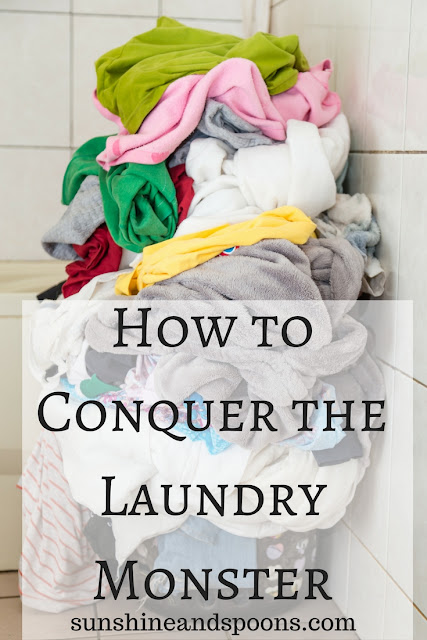 How to conquer the laundry monster