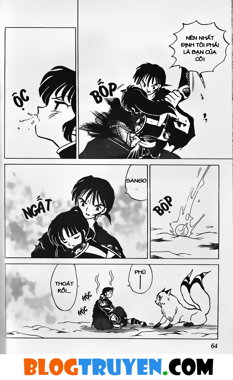 Inuyasha vol 30.4 trang 5